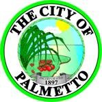 City of Palmetto logo